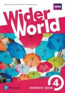 WIDER WORLD 4 SB - 1ST ED