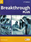 BREAKTHROUGH PLUS 2 STUDENT´S BOOK AND WORKBOOK PREMIUM PACK - 2ND ED