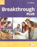 BREAKTHROUGH PLUS 2 STUDENT´S BOOK PREMIUM PACK - 2ND ED