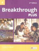 BREAKTHROUGH PLUS 4 STUDENT´S BOOK PREMIUM PACK - 2ND ED
