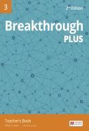 BREAKTHROUGH PLUS 3 TEACHER´S BOOK PREMIUM PACK - 2ND ED
