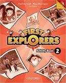 FIRST EXPLORERS 2 AB WITH ONLINE PRACTICE