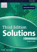 SOLUTIONS ELEMENTARY STUDENT´S BOOK PACK - 3RD ED