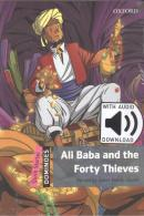 ALI BABA AND THE FORTY THIEVES WITH MP3 - 2ND ED