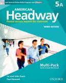 AMERICAN HEADWAY 5A MULTIPACK - 3RD ED