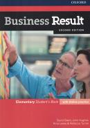 BUSINESS RESULT ELEMENTARY SB - 2ND ED