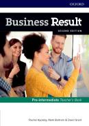 BUSINESS RESULT PRE-INTERMEDIATE TB AND DVD PACK - 2ND ED