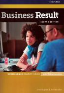 BUSINESS RESULT INTERMEDIATE SB - 2ND ED