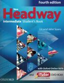 NEW HEADWAY INTERMEDIATE SB WITH ITUTOR - 4TH ED