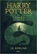 HARRY POTTER E A CAMARA SECRETA - CAPA DURA