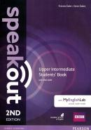SPEAKOUT UPPER INTERMEDIATE SB WITH DVD-ROM AND MYENGLISHLAB ACCESS CODE PACK - 2ND ED