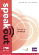 SPEAKOUT ELEMENTARY WB WITHOUT KEY - 2ND ED
