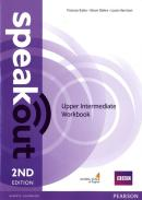 SPEAKOUT UPPER INTERMEDIATE WB WITHOUT KEY - 2ND ED