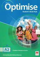 OPTIMISE A2 STUDENT´S BOOK WITH WORKBOOK - 1ST ED