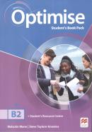 OPTIMISE B2 STUDENT´S BOOK PACK - 1ST ED