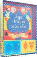 JOGOS E TRUQUES DE BARALHO