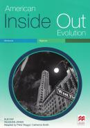 AMERICAN INSIDE OUT EVOLUTION BEGINNER WORKBOOK