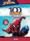 100 PAGINAS PARA COLORIR - HOMEM-ARANHA