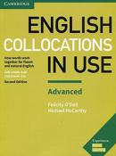 ENGLISH COLLOCATIONS IN USE ADVANCED SB WITH ANSWERS - 2ND ED