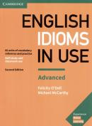 ENGLISH IDIOMS IN USE ADVANCED SB WITH ANSWERS - 2ND ED