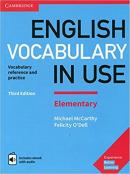 ENGLISH VOCABULARY IN USE ELEMENTARY WITH ANSWERS ENHANCED EBOOK - 3RD ED