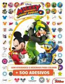500 ADESIVOS DISNEY MICKEY SOBRE RODAS