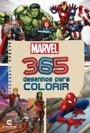 365 DESENHOS MARVEL