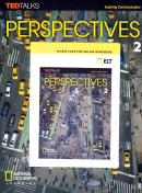 PERSPECTIVES 2 - STUDENT BOOK WITH ONLINE WORKBOOK - AMERICAN 1ST ED