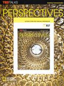 PERSPECTIVES 3 - STUDENT BOOK WITH ONLINE WORKBOOK - AMERICAN 1ST ED