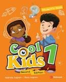 COOL KIDS 1 - STUDENTS BOOK+CD+READER - 2ND ED