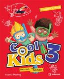 COOL KIDS 3 STUDENTS BOOK+CD+READER - 2ND ED.