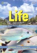 LIFE UPPER-INTERMEDIATE - WORKBOOK WITH KEY + AUDIO CD - 2ND ED