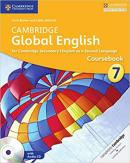 CAMBRIDGE GLOBAL ENGLISH STAGE 7 - COURSEBOOK WITH AUDIO CD