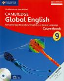 CAMBRIDGE GLOBAL ENGLISH STAGE 9 - COURSEBOOK WITH AUDIO CD