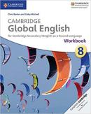 CAMBRIDGE GLOBAL ENGLISH STAGES 7-9 STAGE 8 - WB