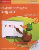CAMBRIDGE PRIMARY ENGLISH STAGE 2 SB