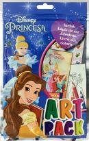 ART PACK - PRINCESAS