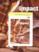IMPACT FOUNDATION - COMBO SPLIT A WITH ONLINE WORKBOOK - AMERICAN 1ST ED