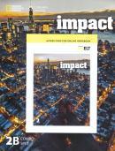 IMPACT 2 - COMBO SPLIT B WITH ONLINE WORKBOOK - AMERICAN 1ST ED
