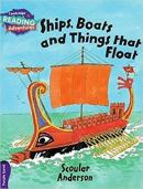 SHIPS, BOATS AND THINGS THAT FLOAT PURPLE BAND