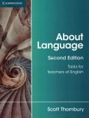 ABOUT LANGUAGE - TASKS FOR TEACHERS OF ENGLISH - 2ND ED