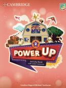 POWER UP 2 ACTIVITY BOOK WITH ONLINE RES AND HOME BOOKLET