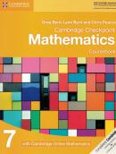 CAMBRIDGE CHECKPOINT MATHEMATICS 7 COURSEBOOK WITH ONLINE MATHEMATICS