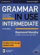 GRAMMAR IN USE INTERMEDIATE SB WITH ANSWERS AND INTERACTIVE EBOOK