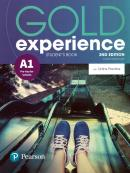 GOLD EXPERIENCE A1 STUDENT´S BOOK WITH ONLINE PRACTICE - 2ND ED