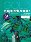 GOLD EXPERIENCE A2 STUDENT´S BOOK WITH ONLINE PRACTICE - 2ND ED