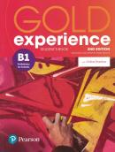 GOLD EXPERIENCE B1  STUDENT´S BOOK WITH ONLINE PRACTICE - 2ND ED