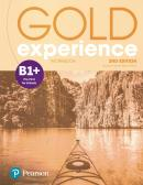 GOLD EXPERIENCE B1+ WORKBOOK - 2ND ED