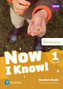 NOW I KNOW! 1 - I CAN READ STUDENT BOOK WITH ONLINE PRACTICE