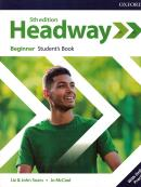HEADWAY BEGINNER - STUDENTS BOOK WITH ONLINE PRACTICE - 5TH ED